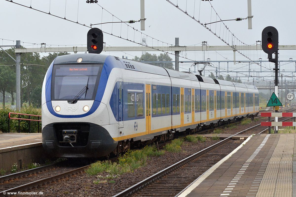 NS Sprinter Lighttrain 2648