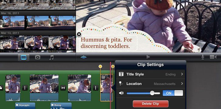 iMovie App (With images) Video editing software, Windows