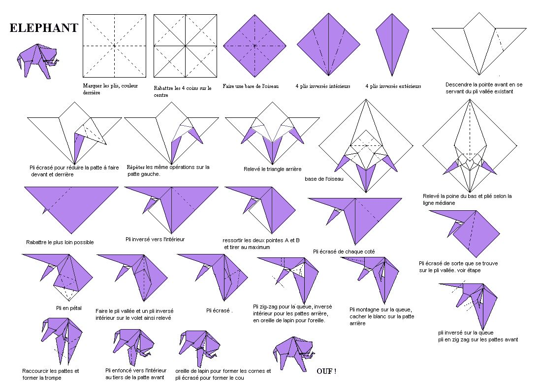 15++ Origami animals step by step ideas in 2021