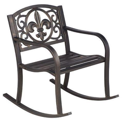 Patio Rocking Chairs