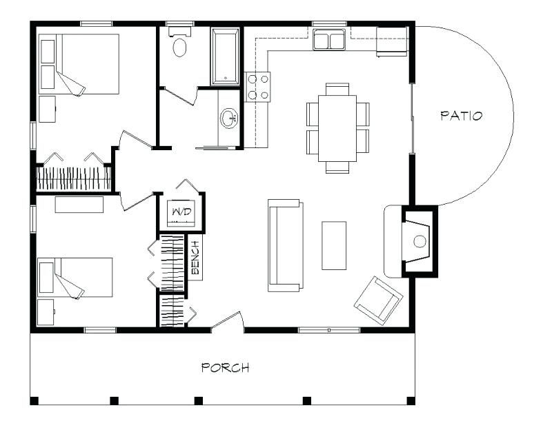 2 Bedroom Cottage Plans Amazing Inspiration Ideas Log Cabin Homes House Plans 2 Bedroom Log Cabin Sq Ft Log Cabin Plans Cabin Floor Plans Log Home Floor Plans