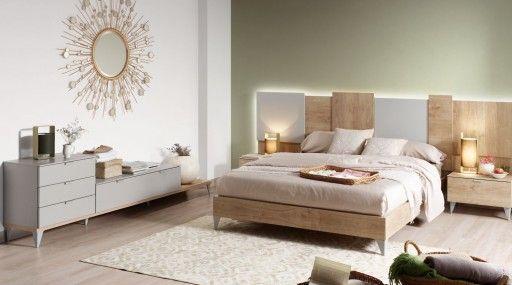 Dormitorio colecci n nuit de estilo natural nuevo - Nuevo estilo dormitorios ...