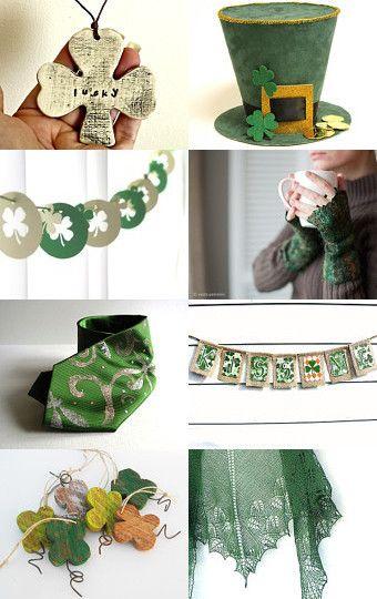 Rustic Saint Patrick's Day