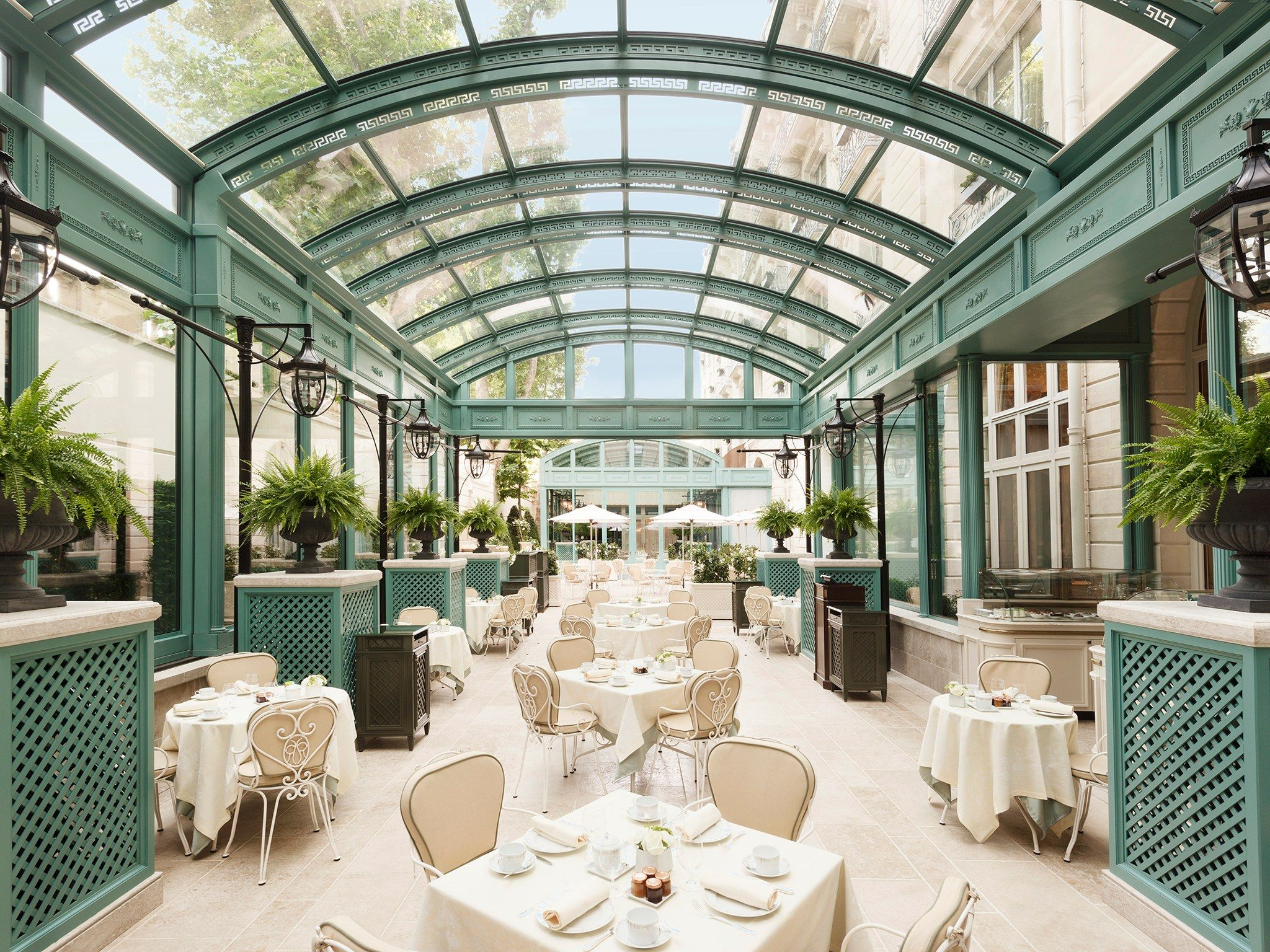 The 25 Best Hotels In Paris The Ritz Paris Luxury Restaurant