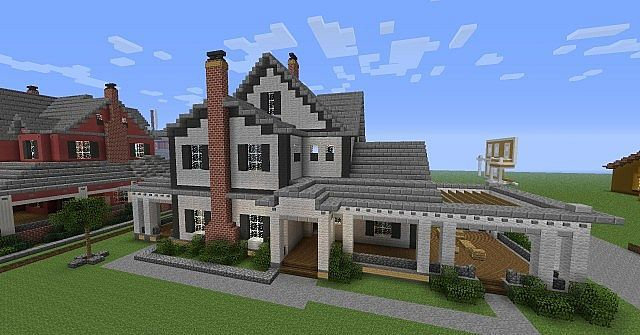 Another Small House  Wip Minecraft Map