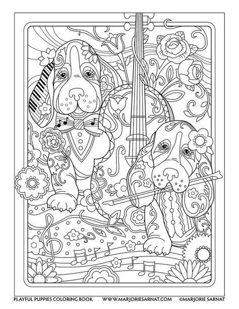 dogcoloring | coloring pages | Pinterest | Dover Malvorlagen ...