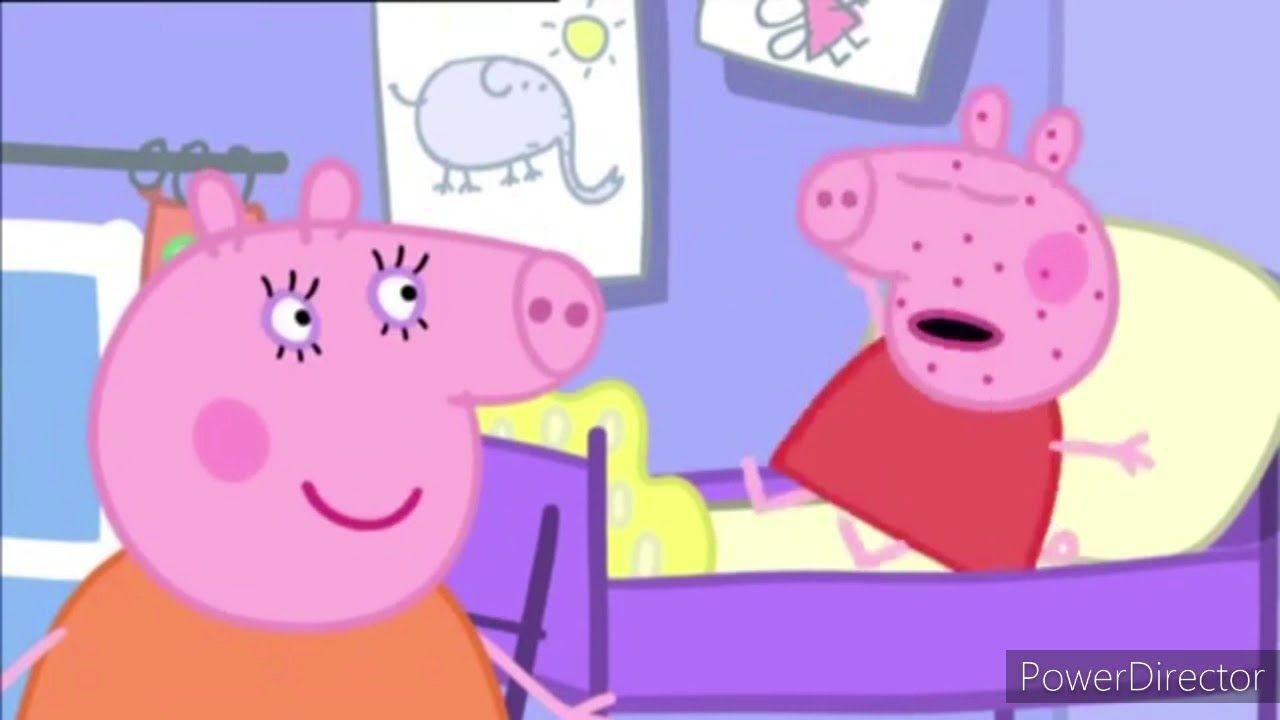 Peppa Pig Has Corona Youtube Peppa Gris Pappa