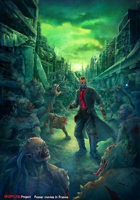 Biopunk - Um tenebroso futuro bizarro | Cyberpunk, Ficção ...