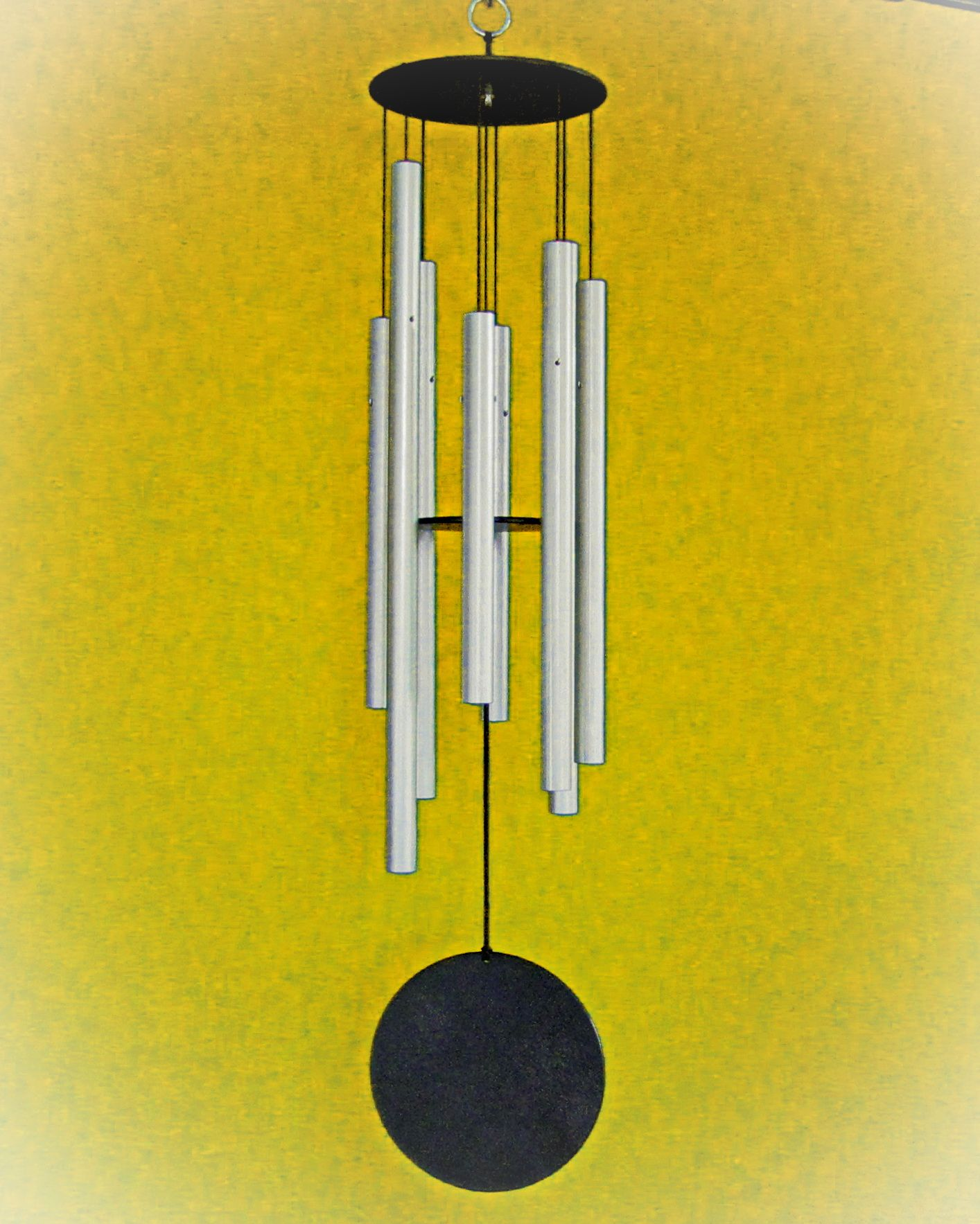 Westminster Quarters Wind Chime Sounds The Four Tones In 2 Higher