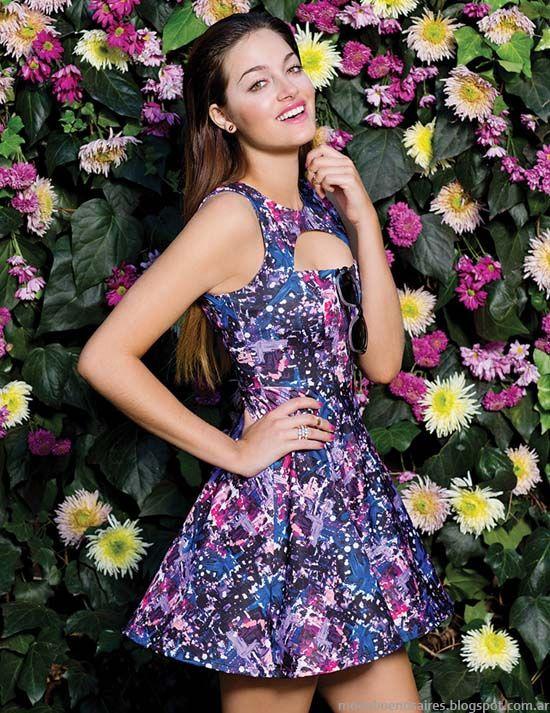 Moda y Tendencias en Buenos Aires   MUAA MODA JUVENIL 2014  LOOKS . d068d6dee409