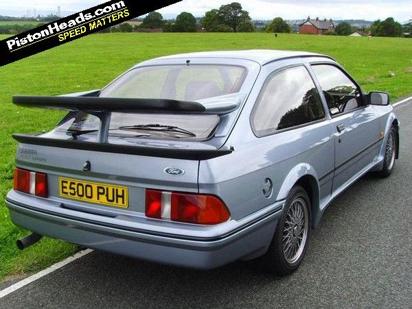 Pistonheads Headlines Spotted Ford Sierra Rs500 Cosworth Ford