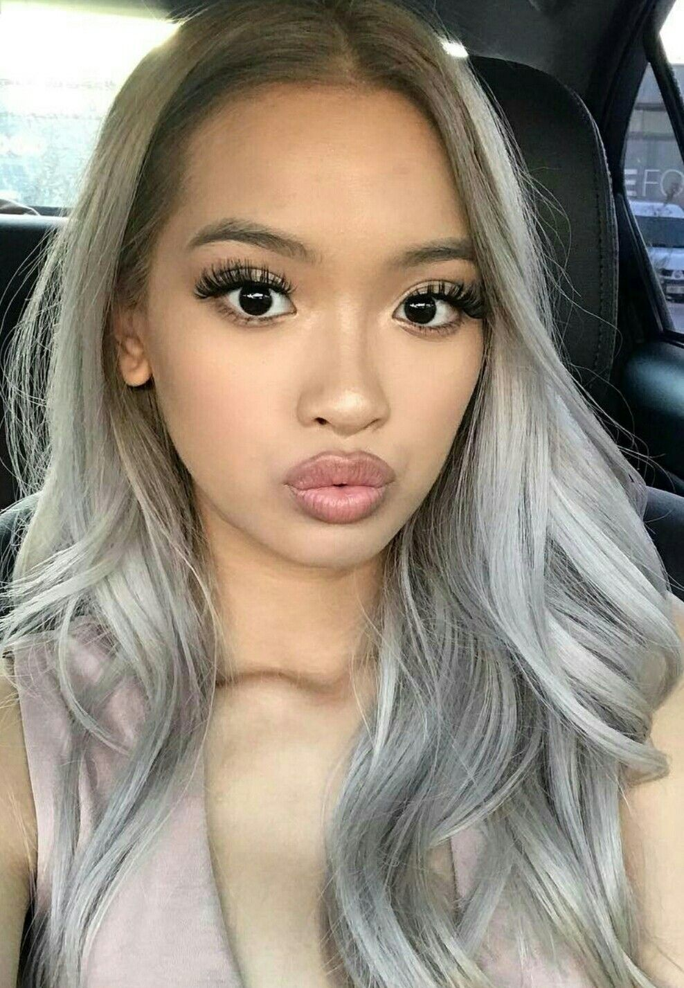 //pinterest esib123 // (With images) Hair color asian