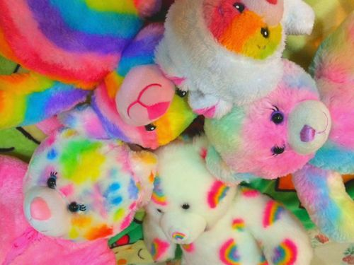Build a bear lover uploaded by NARA:) on We Heart It
