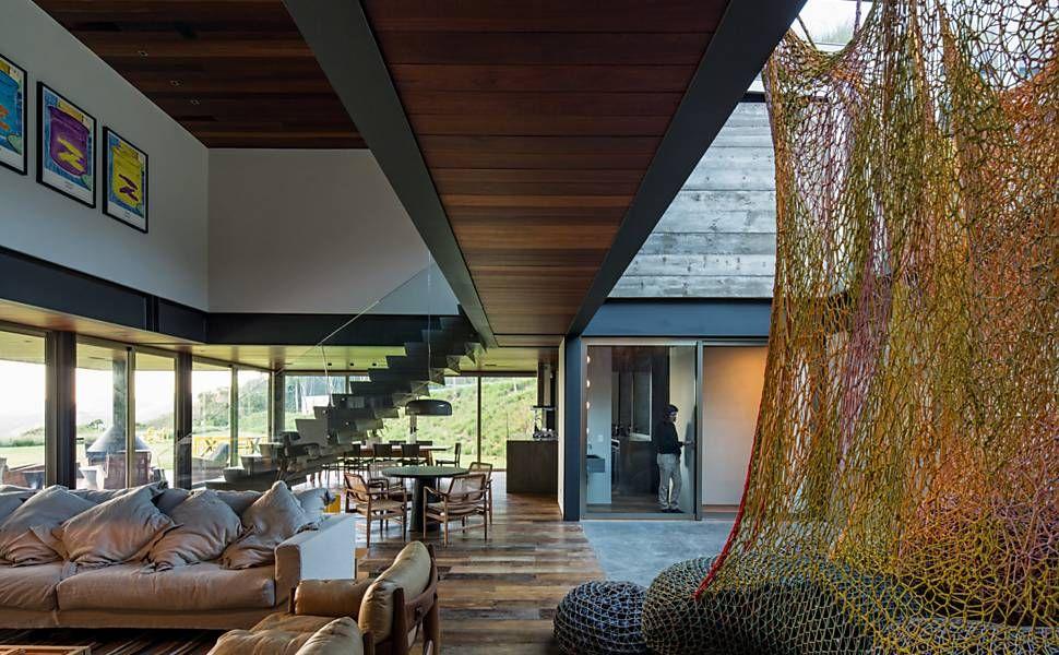 Casa em Itaipava Projeto: Miguel Pinto Guimarães