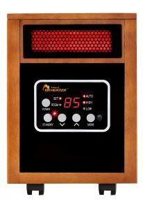 Top 10 Best Portable Infrared Heaters Review Portable Space