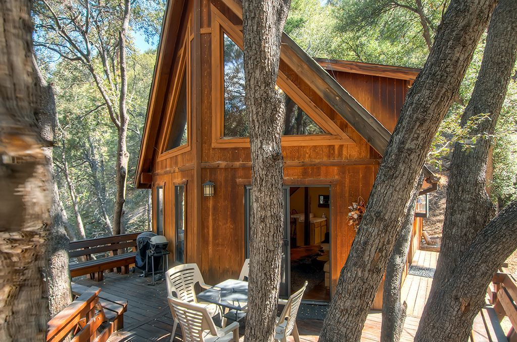 Cabin vacation rental in Pine Mountain Club from VRBO.com ...
