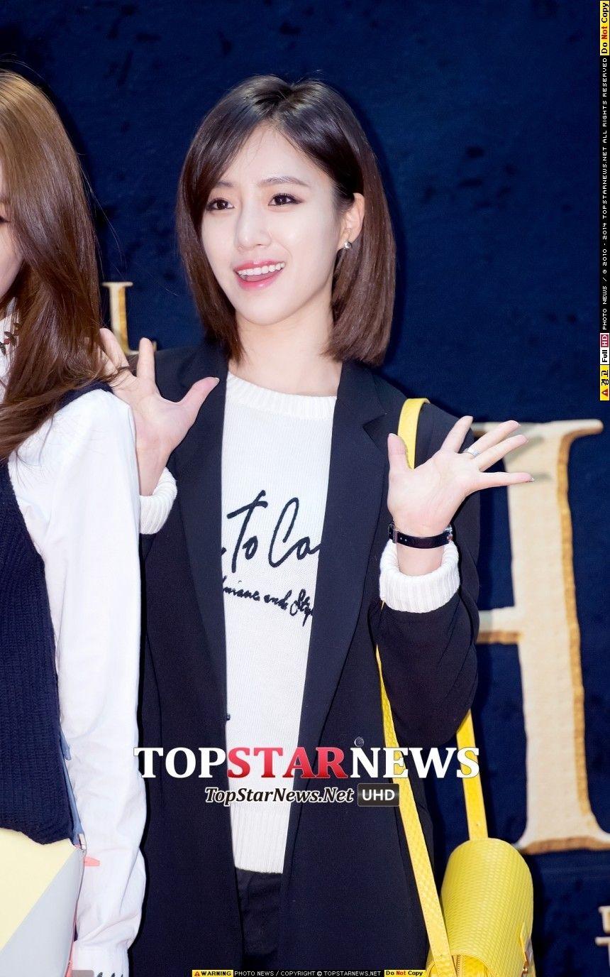 티아라(T-ara) 은정, '앙큼상큼 귀여운 포토타임' (아가사 VIP시사회) - HD Photo News