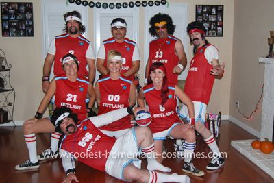 Coolest 70s Basketball Team Costume Holidays Events Team