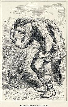 Udgårdsloke er i nordisk mytologi konge over jætterne.  Han er blandt andet omtalt i myten om Thors besøg hos Udgårdsloke.  Udgårdsloke udfordrer Thor og hans følge til kappestrid og jætterne vinder hver eneste dyst.  Udgårdsloke afslører bagefter, at der er snyd med i spillet.  Myten viser, at Udgårdsloke kender til runetrolddom som Odin.  Et andet fællestræk er, at Udgårdsloke kan forvandle sig.  I myten optræder han som kæmpen Skrymer da Thor og hans følge møder ham efter at have…