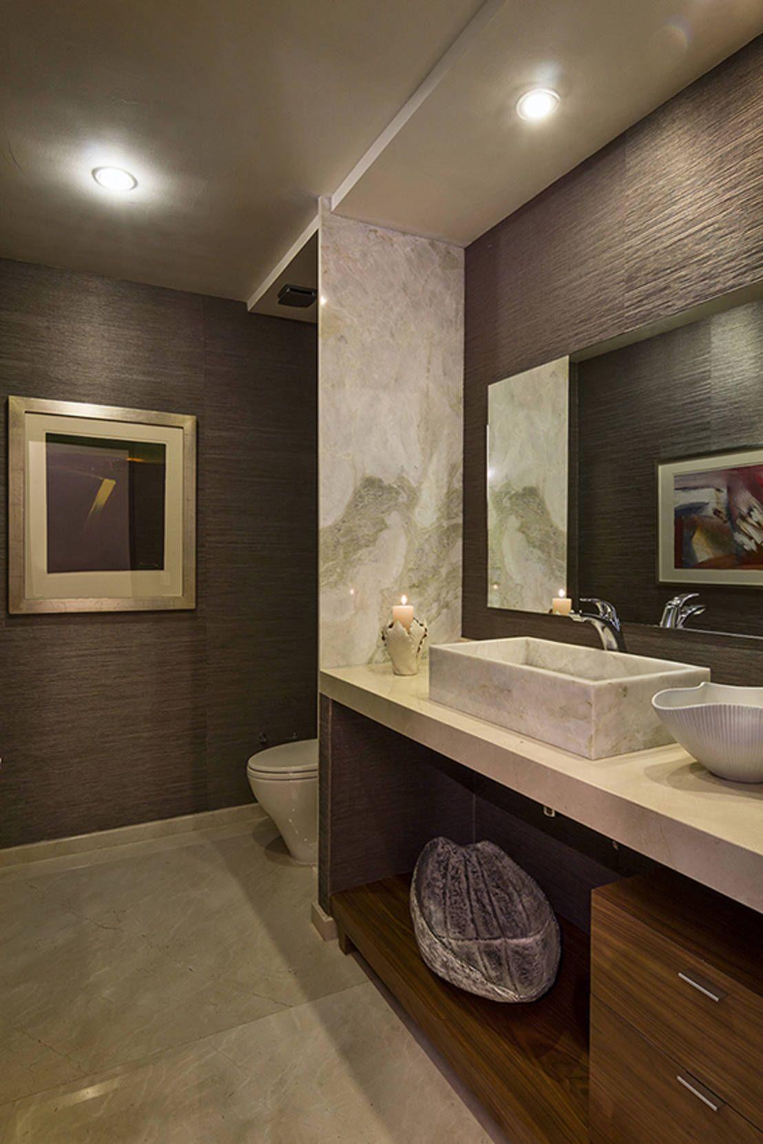 7 consejos para que tu casa est r e l u c i e n t e for Muebles de bano modernos pequenos