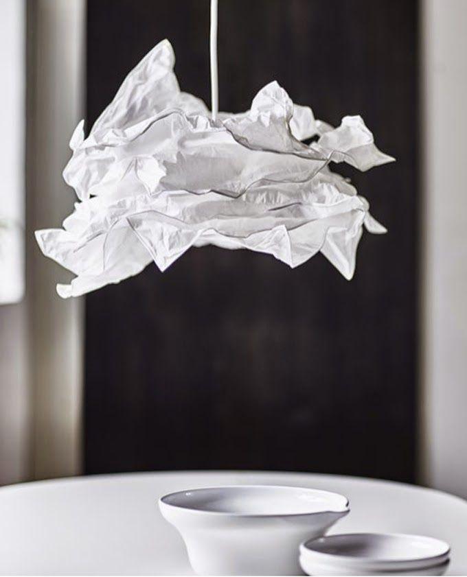 STIL INSPIRATION: Krusning lamp   IKEA   Lamps   Ikea lamp ...