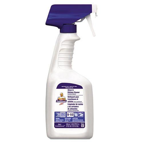 Mr Clean Professional Multi Surface Cleaner Summer Citrus Scent 32oz Spray Bottle 8 Carton Silver Kitchen Cleaner Surface Cleaner Spray Bottle