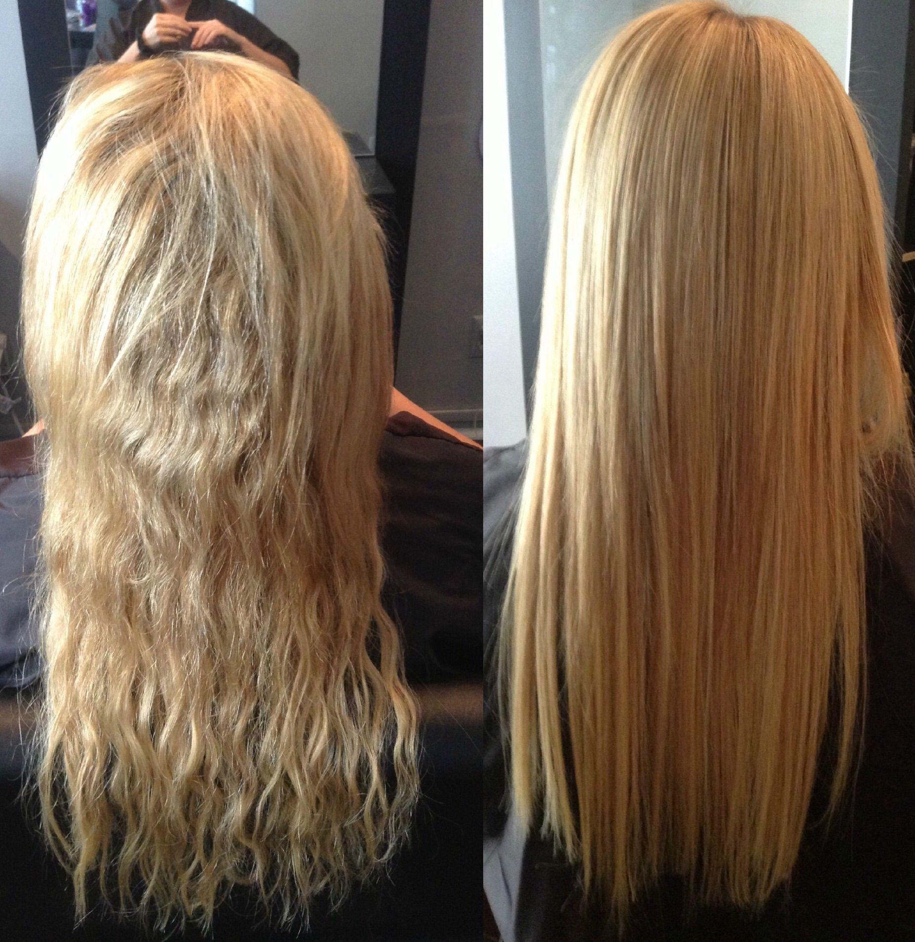 23++ Thermal hair straightening vs keratin trends