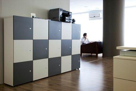 Coworking - lockers