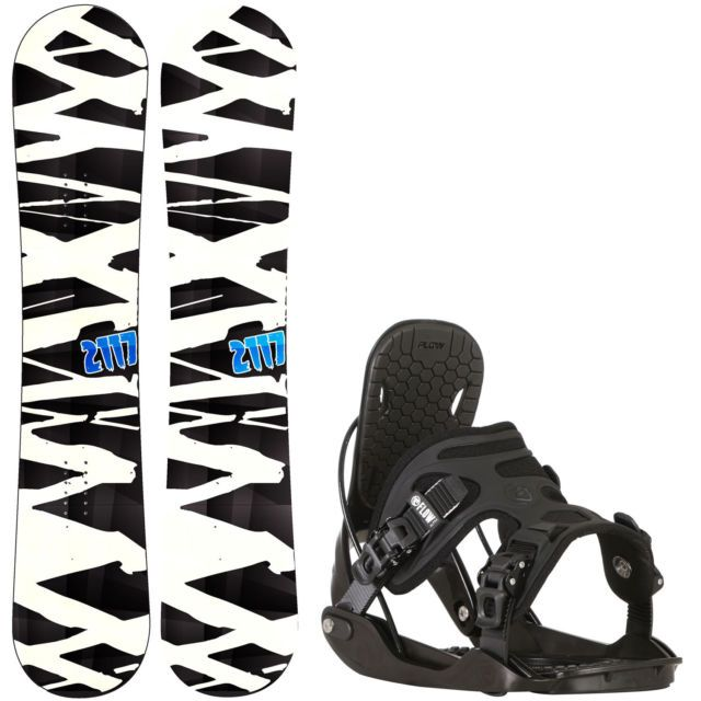 2117 Of Sweden Hintertux Wide 161cm (W) Mens Snowboard