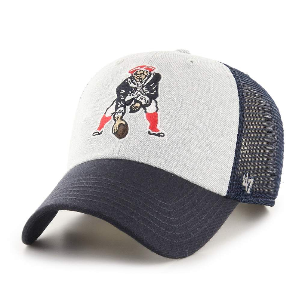 release date 43488 17ac8 NEW ENGLAND PATRIOTS LEGACY BELMONT  47 CLEAN UP    47 – Sports lifestyle  brand   Licensed NFL, MLB, NBA, NHL, MLS, USSF   over 900 colleges. Hats  and ...
