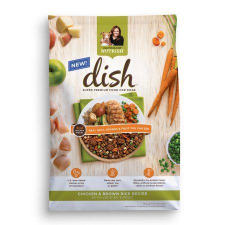 Pets Dog Food Recipes Chicken Brown Rice Premium Dog Food
