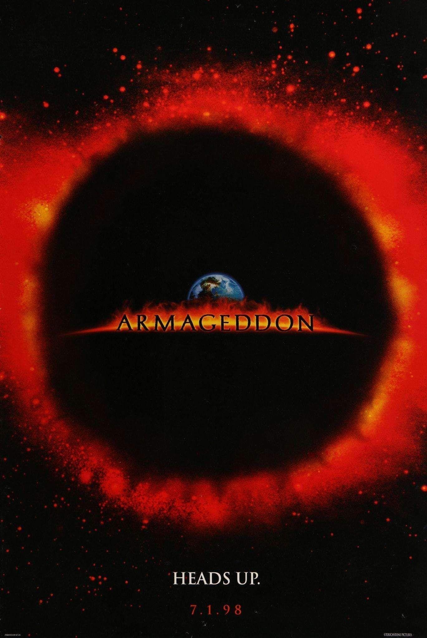 Armageddon (1998) Armageddon movie, Streaming movies