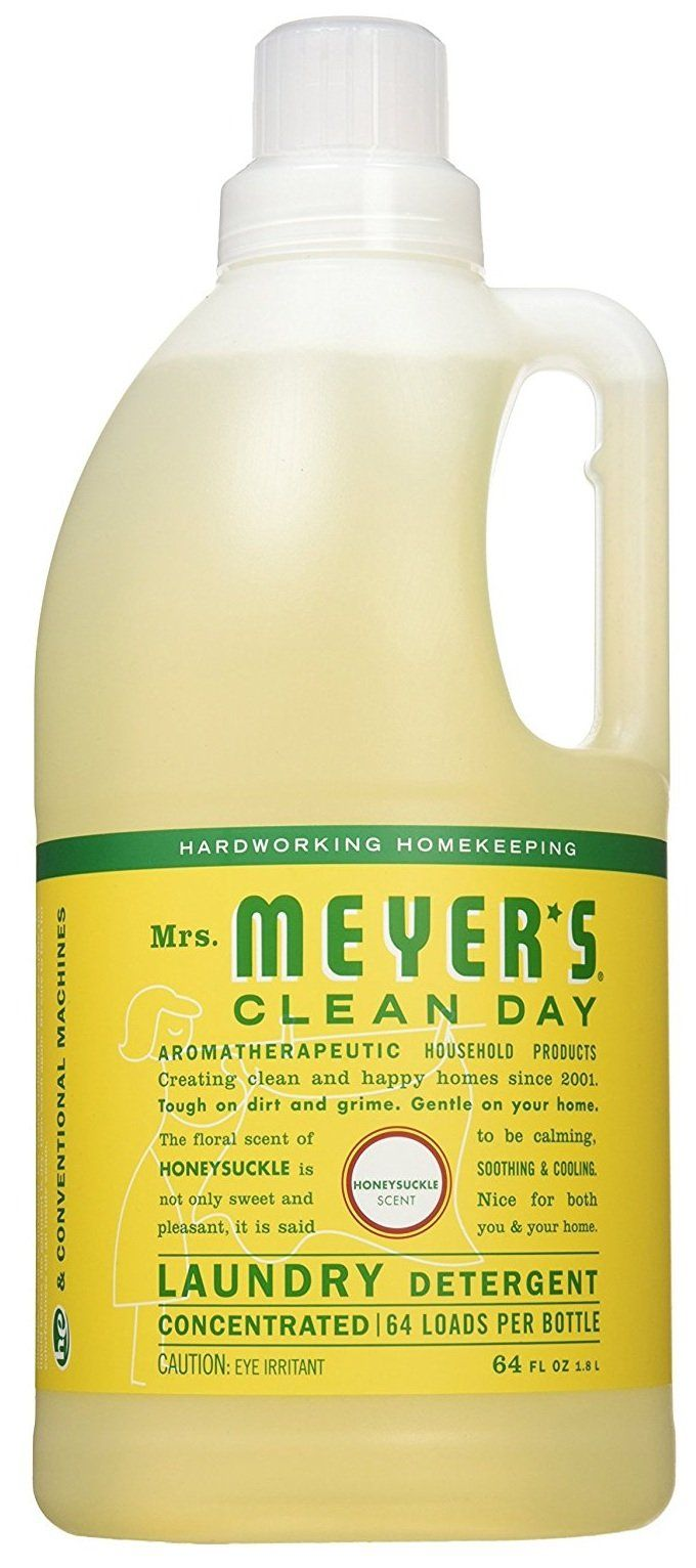 Mrs Meyers Clean Day 70112 High Efficiency Laundry Detergent 64