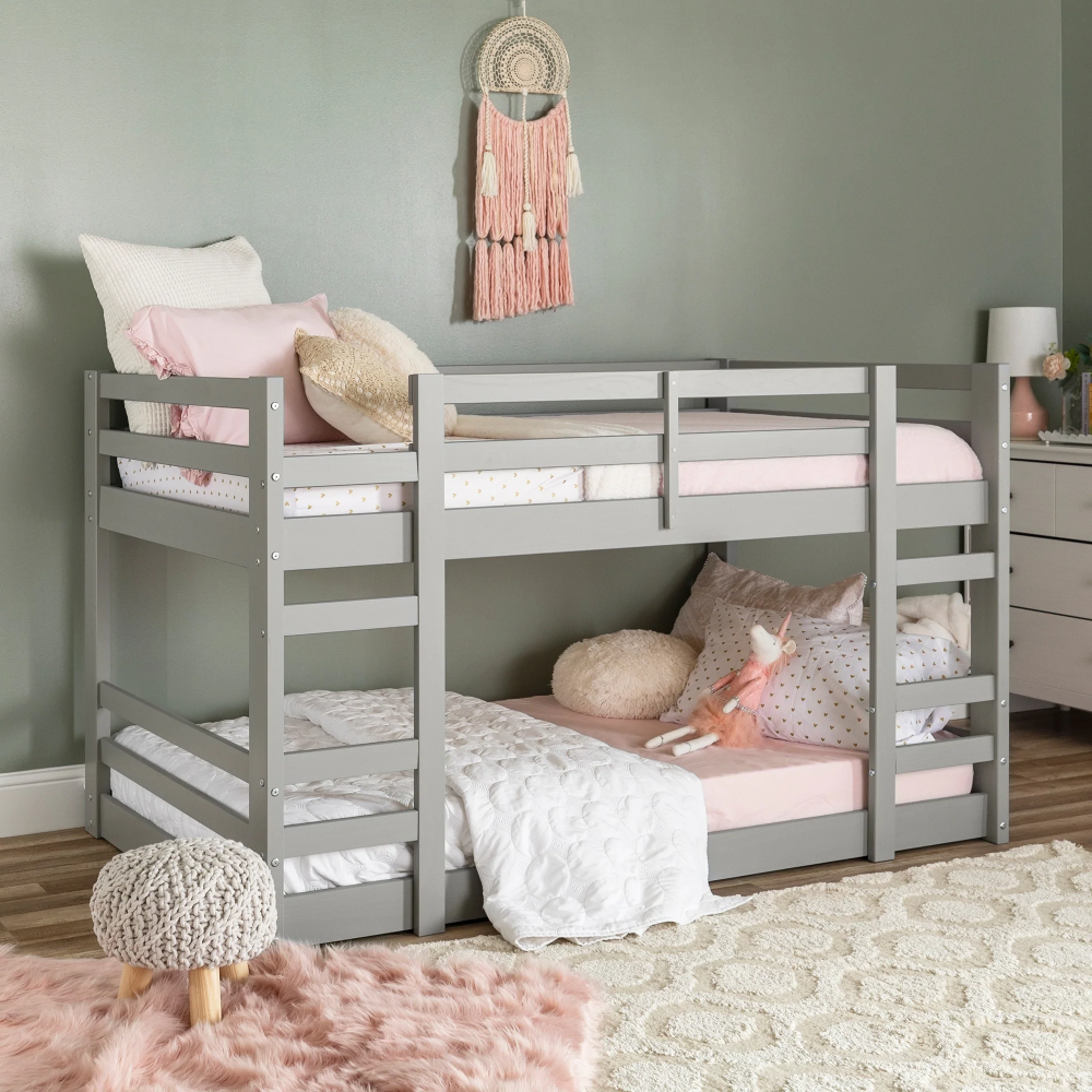 Kids' & Toddler Beds Shop Online at Overstock Low bunk