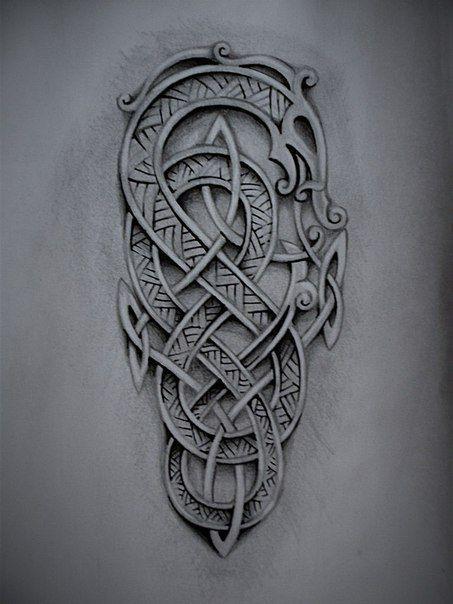 Tattoo germanisch 80 Rune