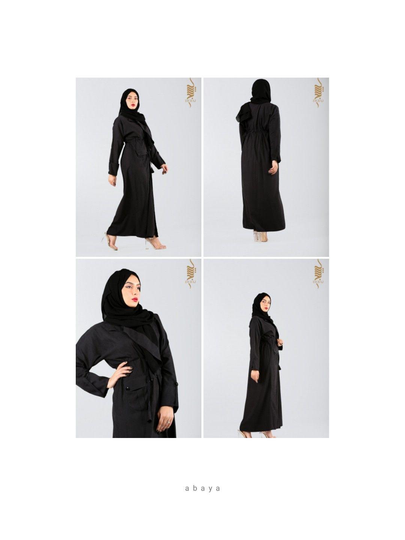 عباية حرير مغسول شمواه Fashion Womens Fashion Nun Dress