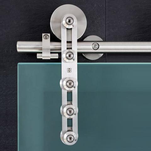 Picture Of Mwe Klassik System Modern Barndoor Hardware Drzwi