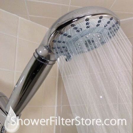Rainmaker 7 Shower Sprayer Attachment With Facial Mister Best Shower Filter Shower Filter Shower Water Filters