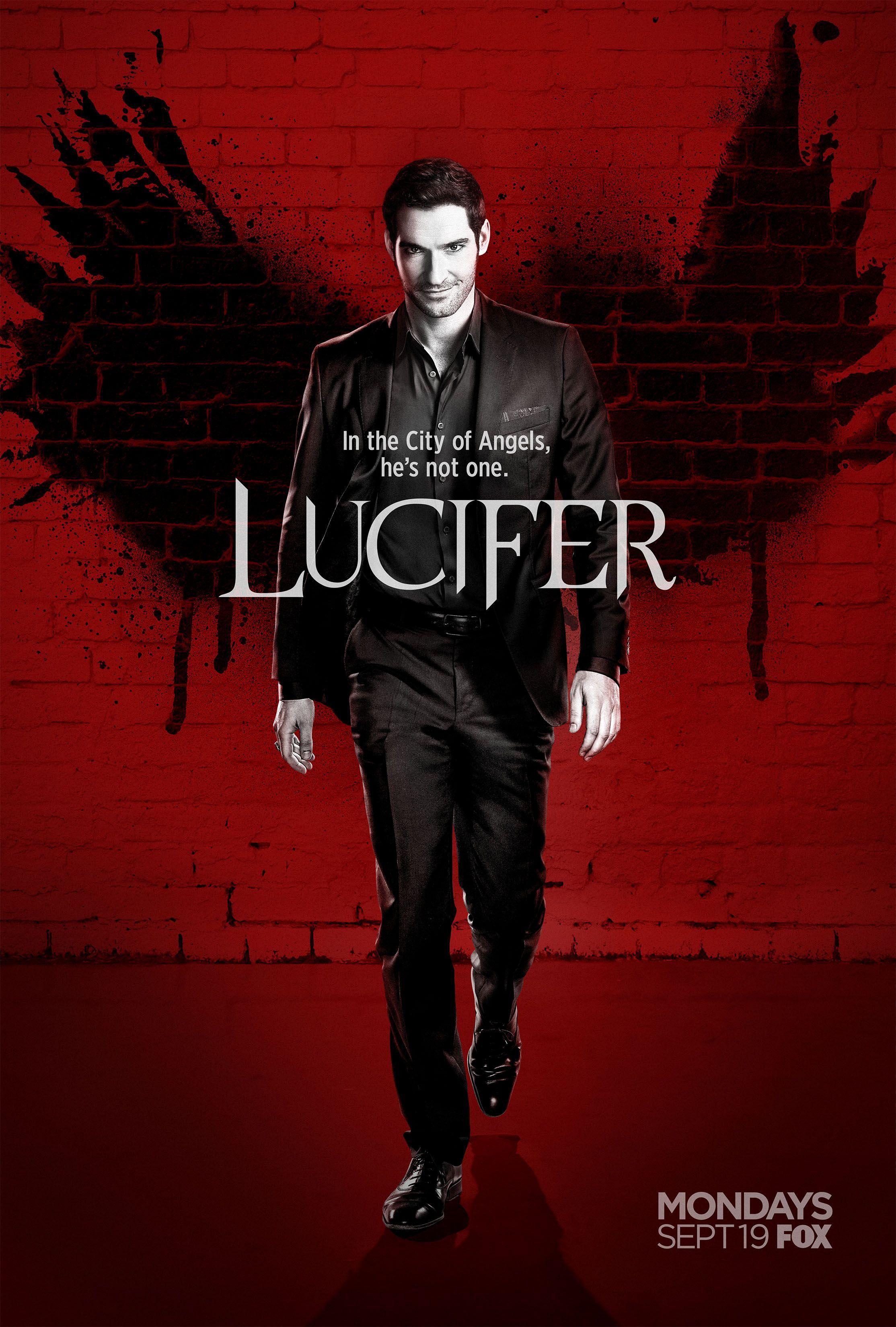 Lucifer Filmes Posteres De Filmes E Series E Filmes