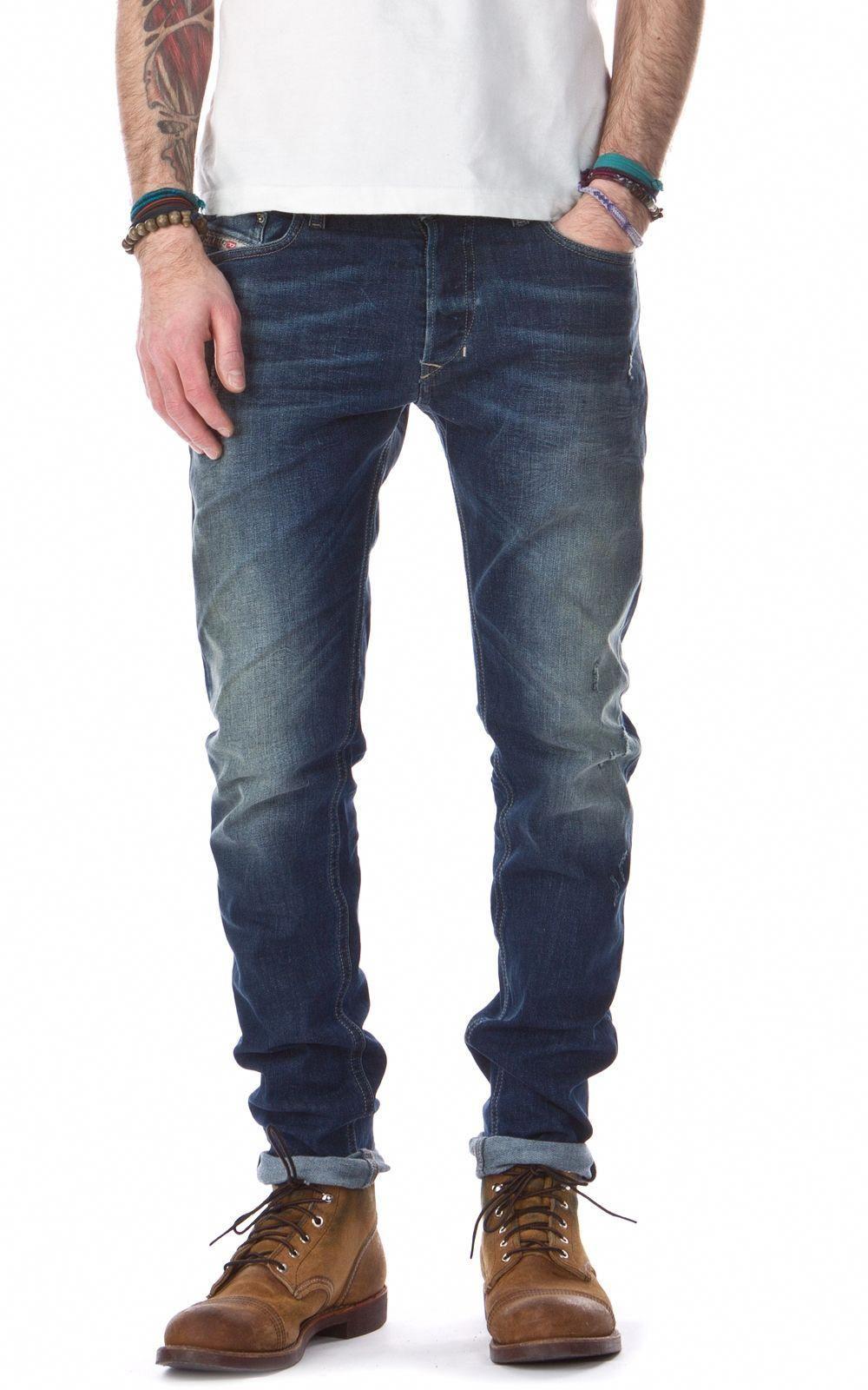20210b1b Jeans Diesel TEPPHAR 833F sur Géneration Jeans #pantsJeans   pants ...