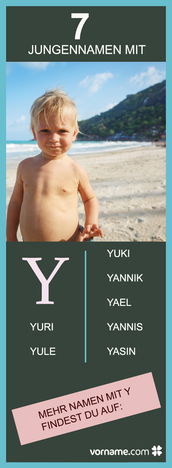 Photo of Boy names with Y