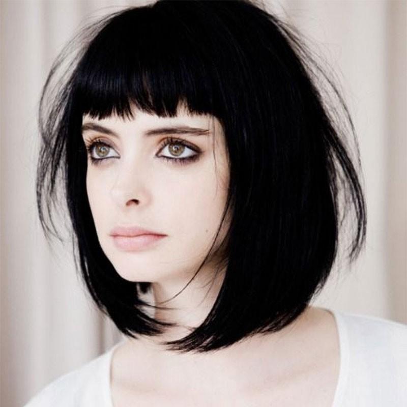 Guide de la frange courte: 50+ façons de porter cette coiffure tendance | Comment coiffer une ...