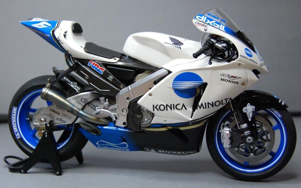 Honda RC211V - Konica Minolta 2006