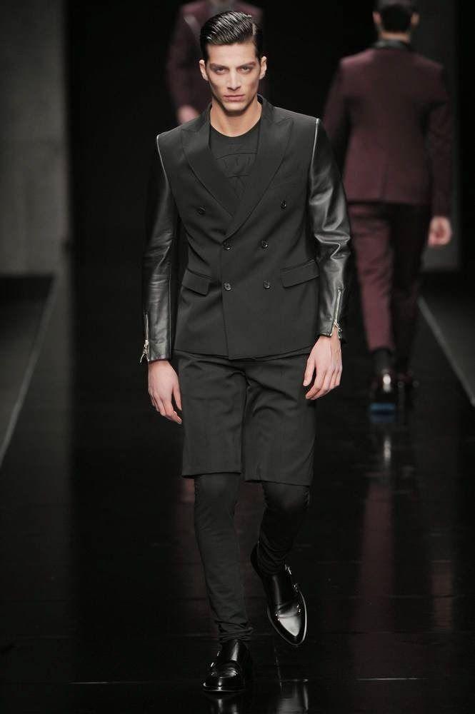 #Menswear  #Trends John Richmond Fall Winter 2015 Otoño Invierno #Tendencias #Moda Hombre  Fall Winter 2015