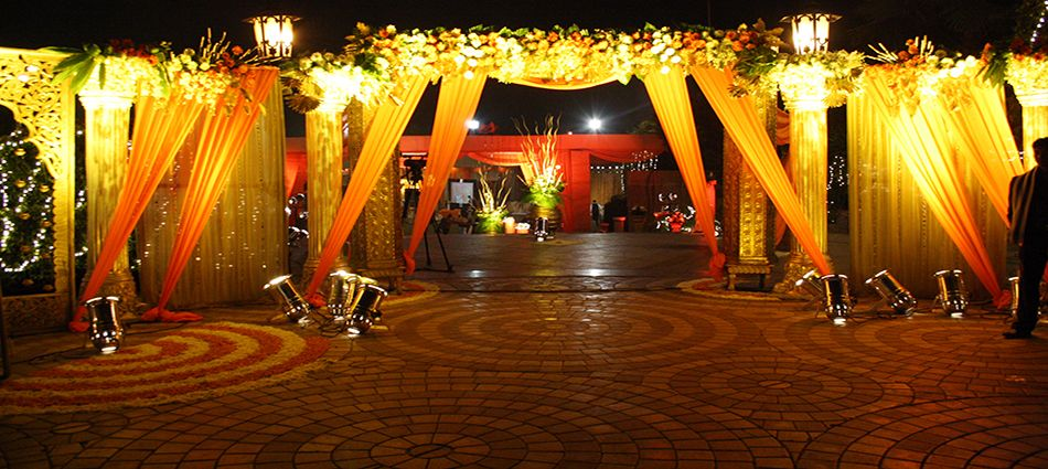 Wedding Planners in Bangalore Plan your themed wedding