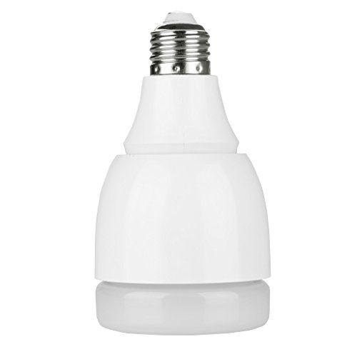 Excelvan®WT100 Smart WiFi CREE & WiFi Enabled Multicolor Dimmable LED Light Bulb with Free App for IOS & Android Devices- E27 Fitting 12 Watt 700Lumen 2000 To 10000k Color Temperature Aluminum Metal Housing AC90-260V Pearl White Excelvan http://www.amazon.ca/dp/B00Z9P1YBA/ref=cm_sw_r_pi_dp_2lYUvb0VA7V0D