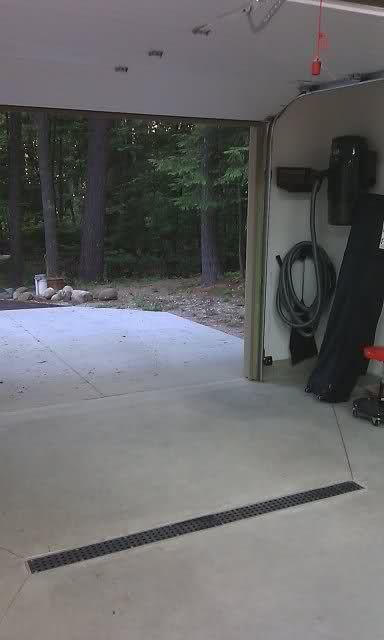 Garage Floor Drain Location Page 2 The Garage Journal Board Floor Drains Garage Floor New House Plans