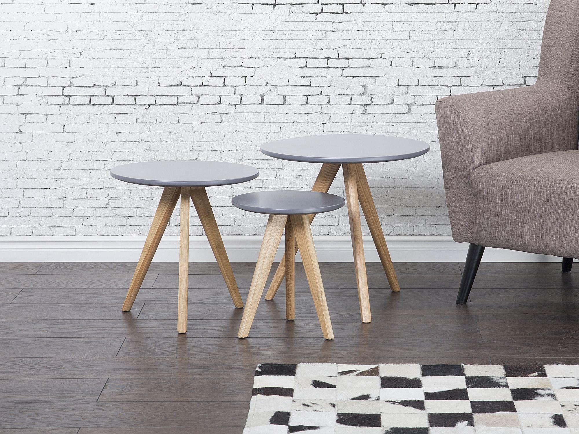 couchtisch grau 3er set vegas couchtisch grau wohnzimmertische und beistelltische. Black Bedroom Furniture Sets. Home Design Ideas