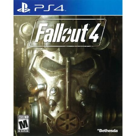 Fallout 4 (PS4) - Walmart.com - only if ps4 happens because otherwise it will just kinda...sit there. Doing...nothing.