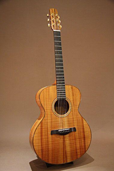 jeff traugott model r 1990 guitars bass pinterest guitars acoustic and acoustic guitar. Black Bedroom Furniture Sets. Home Design Ideas